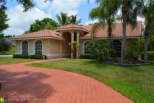 5261 NW 98th Ln - 5261 Northwest 98th Lane, Coral Springs, FL 33076