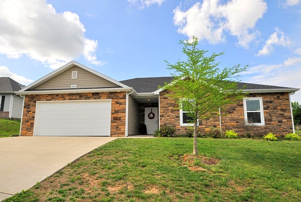 3603 TIMBER RUN DR - 3603 Timber Run Drive, Columbia, MO 65203