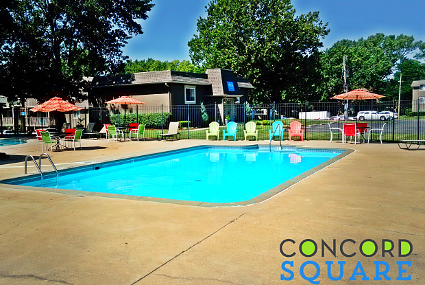 Concord Square - 7842 Everett Ave, Kansas City, KS 66112