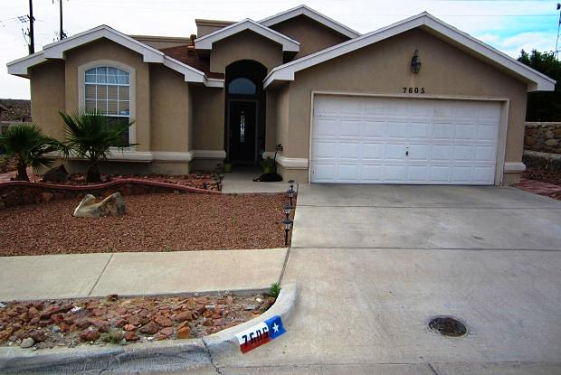 7605 Dianjou Drive - 7605 Dianjou Drive, El Paso, TX 79912