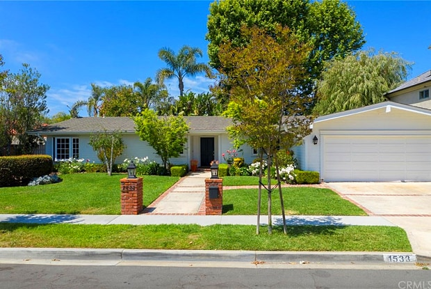 1533 Anita Lane - 1533 Anita Lane, Newport Beach, CA 92660