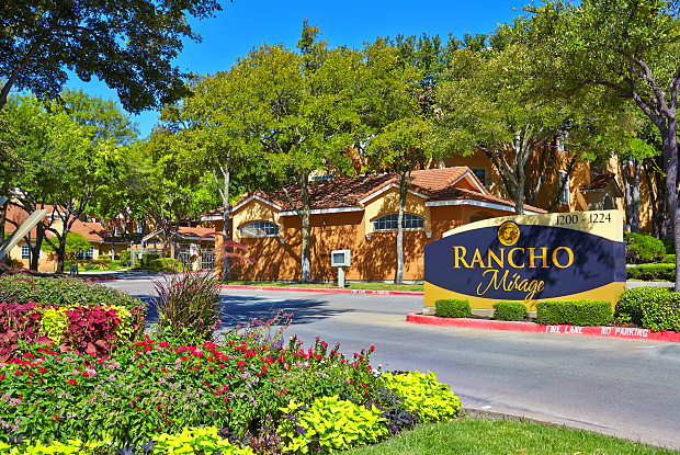 Rancho Mirage - 1200 Hidden Rdg, Irving, TX 75038