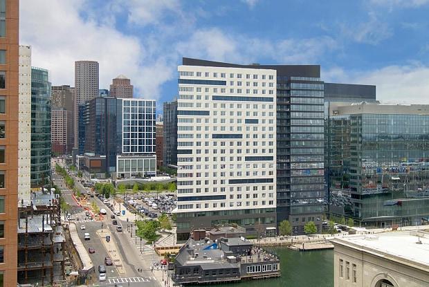 100 Pier 4 - 100 Pier 4 Blvd., Boston, MA 02210