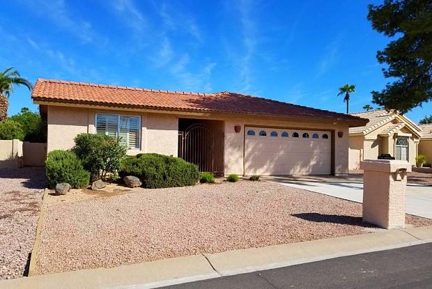 9702 E COCHISE Place - 9702 East Cochise Place, Sun Lakes, AZ 85248