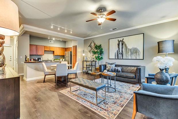 Mustang Park Apartments - 4645 Plano Pkwy, Carrollton, TX 75010