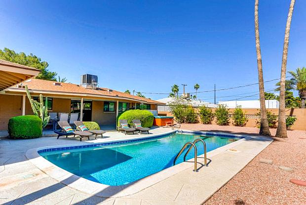 6353 E WELDON Avenue - 6353 East Weldon Avenue, Scottsdale, AZ 85251