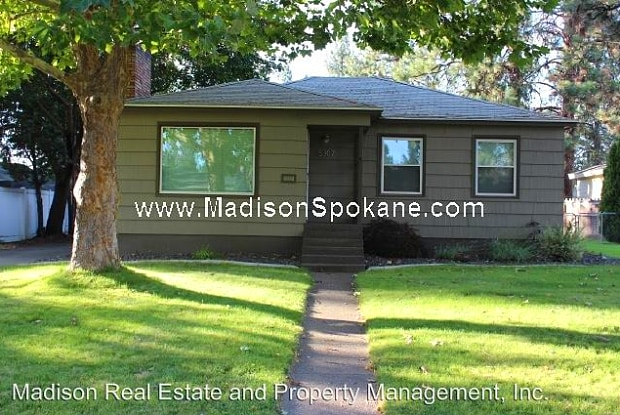 5307 N. Allen Pl. - 5307 North Allen Place, Spokane, WA 99205