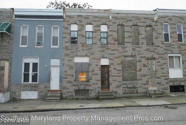 2437 East Hoffman Street - 2437 East Hoffman Street, Baltimore, MD 21213
