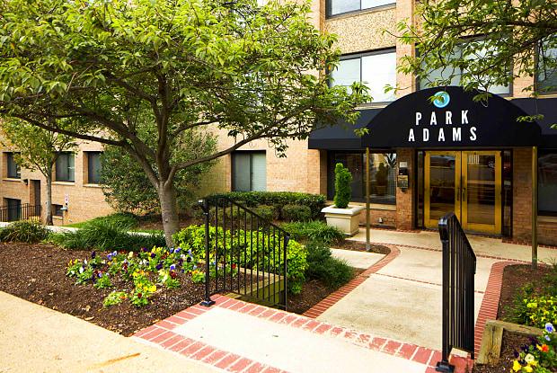 Park Adams - 2000 N Adams St, Arlington, VA 22201