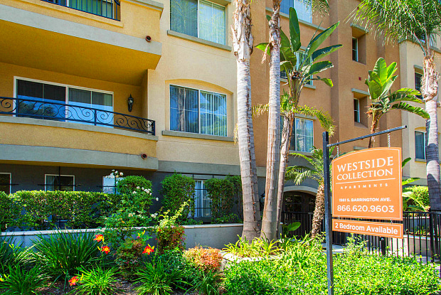 Westside on Barrington - 1561 S Barrington Ave., Los Angeles, CA 90025