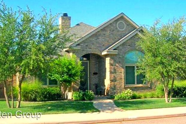 4109 102nd Street - 4109 102nd Street, Lubbock, TX 79423