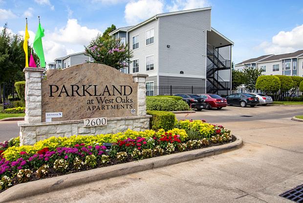 Parkland at West Oaks - 2600 Westhollow Dr, Houston, TX 77082