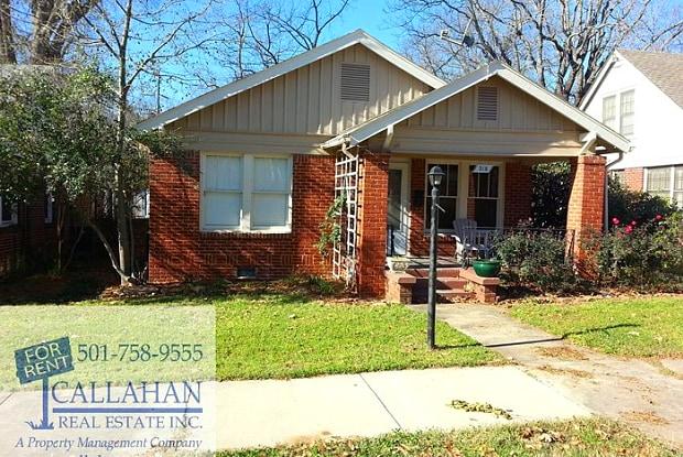 318 South Valentine Street - 318 South Valentine Street, Little Rock, AR 72205