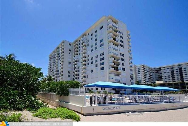 2000 S Ocean Blvd - 2000 South Ocean Boulevard, Lauderdale-by-the-Sea, FL 33062