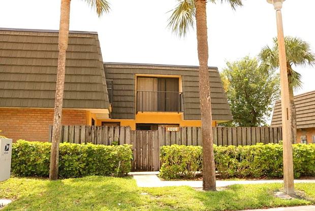 4006 40th Way - 4006 40th Way, West Palm Beach, FL 33407