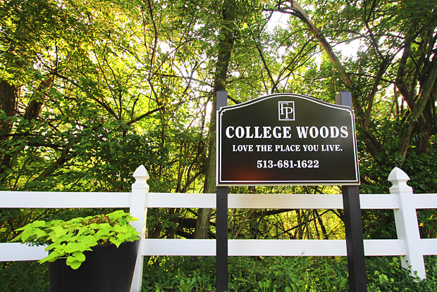 College Woods - 1165 Hill Crest Rd, Cincinnati, OH 45224