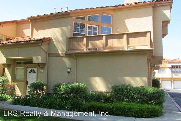 45 Cartier Aisle - 45 Cartier Aisle, Irvine, CA 92620