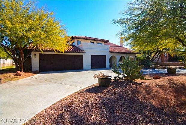 721 CAMPBELL Drive - 721 Campbell Drive, Las Vegas, NV 89102