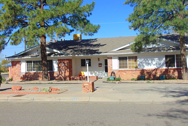 2813 Indiana Street NE - 2813 Indiana Street Northeast, Albuquerque, NM 87110