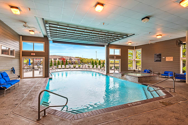 Cornerstone Apartments - 3950 S Jackson Dr, Independence, MO 64057