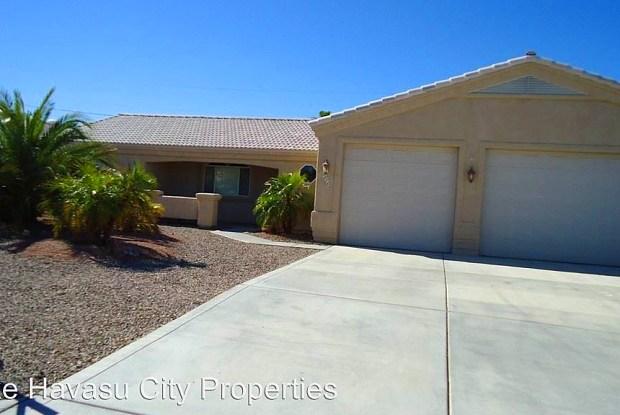 3670 Breakwater Drive - 3670 Breakwater Drive, Lake Havasu City, AZ 86406