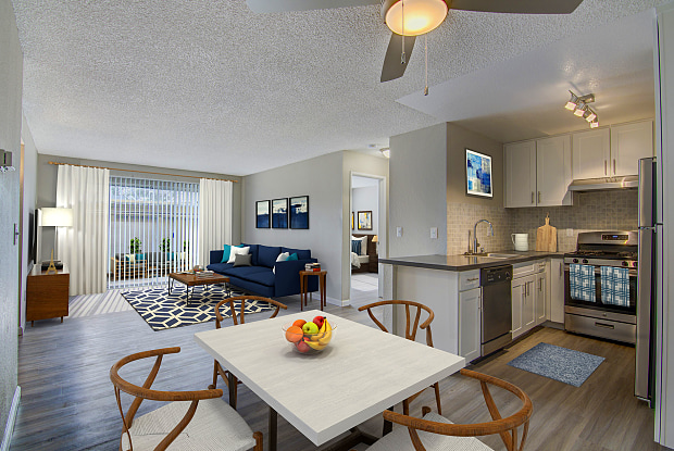 Summertime Apartments - 6830 Walerga Rd, Foothill Farms, CA 95842