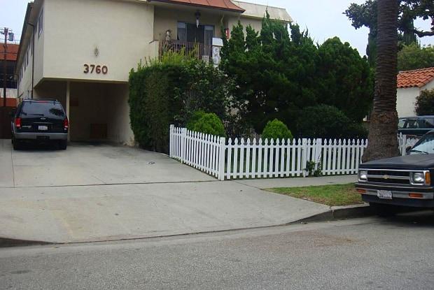 3760 Mentone Avenue - 3760 Mentone Avenue, Los Angeles, CA 90034