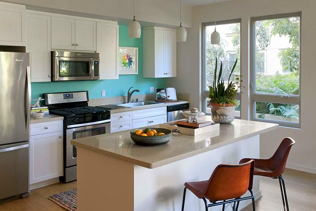 Villas at Playa Vista - Sausalito - 12855 West Runway Road, Los Angeles, CA 90094