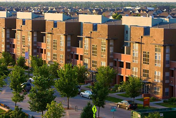 Botanica Town Center - 2900 Roslyn Street, Denver, CO 80238