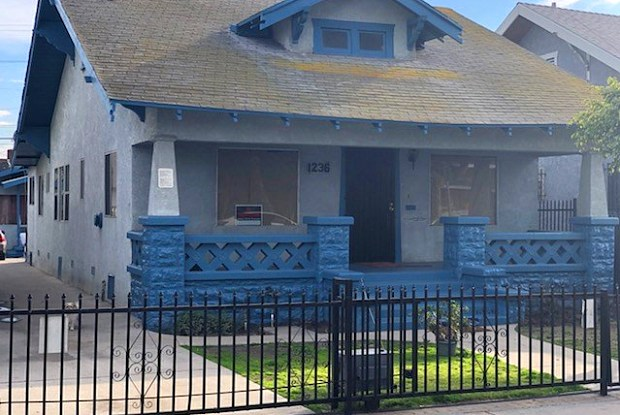 1236 E 43rd Street - 1236 East 43rd Street, Los Angeles, CA 90011