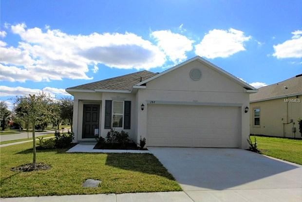 282 MILESTONE DRIVE - 282 Milestone Drive, Haines City, FL 33844
