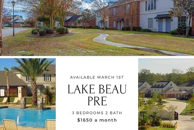 4000 Lake Beau Pre Blvd. Unit 091 - 4000 Lake Beau Pre Blvd, Baton Rouge, LA 70820
