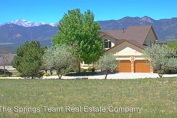 550 Mission Hill Way - 550 Mission Hill Way, Gleneagle, CO 80921