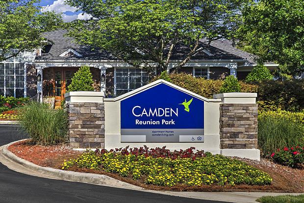 Camden Reunion Park - 100 Reunion Park Dr, Apex, NC 27539