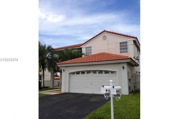 12727 NW 11th Pl # 111 - 12727 Northwest 11th Place, Sunrise, FL 33323