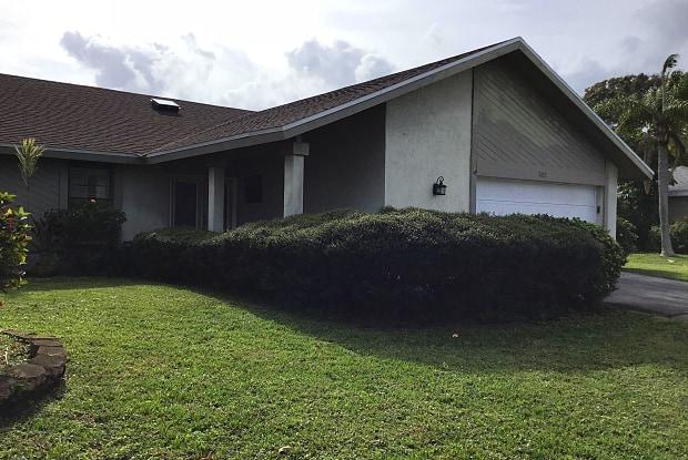 2482 SE Drayton Road - 2482 Southeast Drayton Road, Port St. Lucie, FL 34952