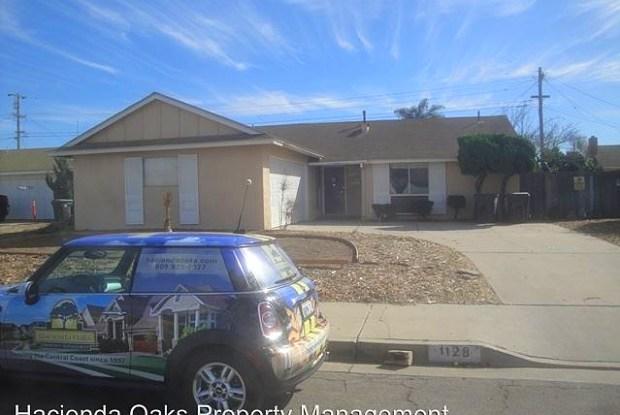 1128 W. Jewel - 1128 West Jewel Street, Santa Maria, CA 93458
