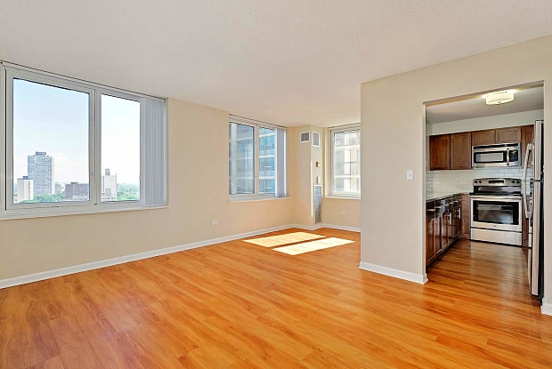 Hyde Park Tower Apartments - 5140 S Hyde Park Blvd, Chicago, IL 60615