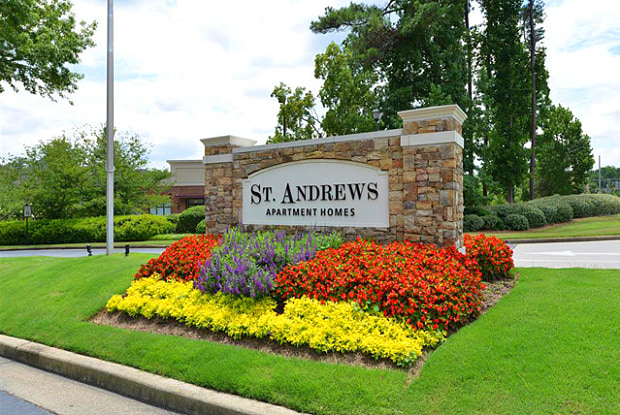 St. Andrews - 10055 Jones Bridge Rd, Johns Creek, GA 30022