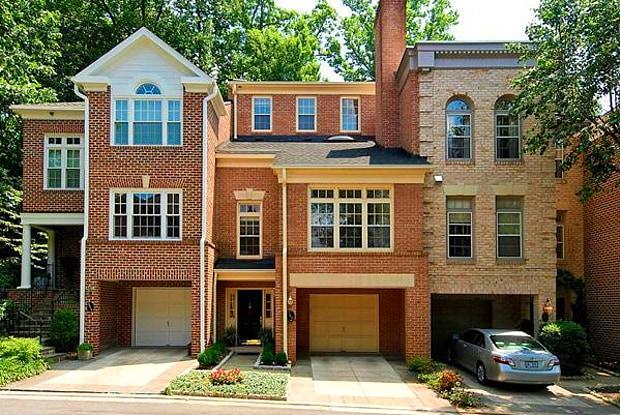 3917 IVY TERRACE CT NW - 3917 Ivy Terrace Court Northwest, Washington, DC 20007