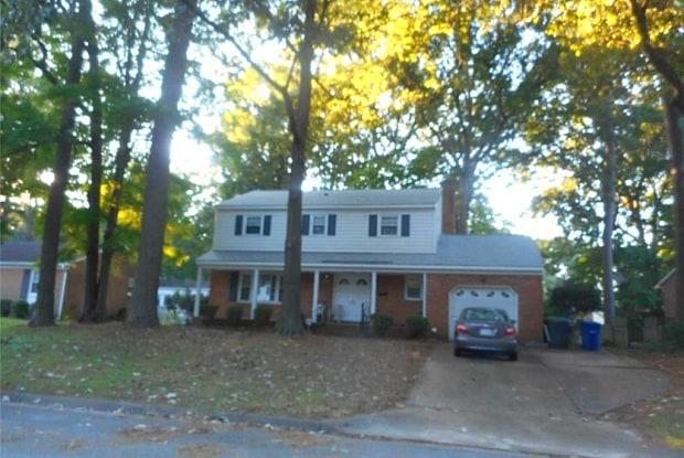 124 Burnham Place - 124 Burnham Place, Newport News, VA 23606