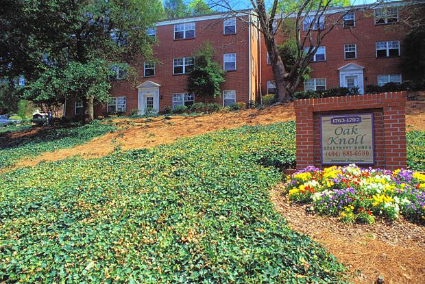 Oak Knoll - 1797 Piedmont Rd NE, Atlanta, GA 30324