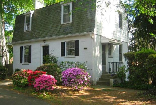 5022 V ST NW - 5022 v Street Northwest, Washington, DC 20007