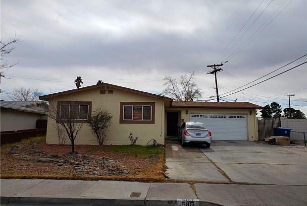 5817 CHURCHILL Street - 5817 Churchill Street, Las Vegas, NV 89107