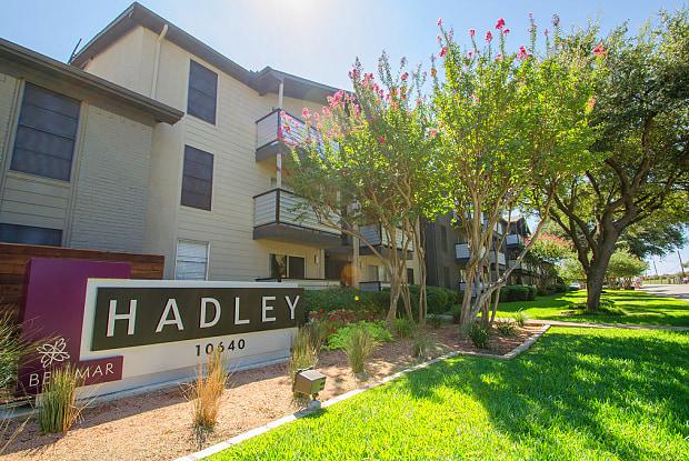 Hadley at Bellmar - 10640 Steppington Dr, Dallas, TX 75230
