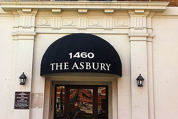 The Asbury Apartments - 1460 Irving St NW, Washington, DC 20010