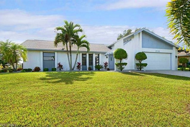 1538 SW 49th ST - 1538 Southwest 49th Street, Cape Coral, FL 33914