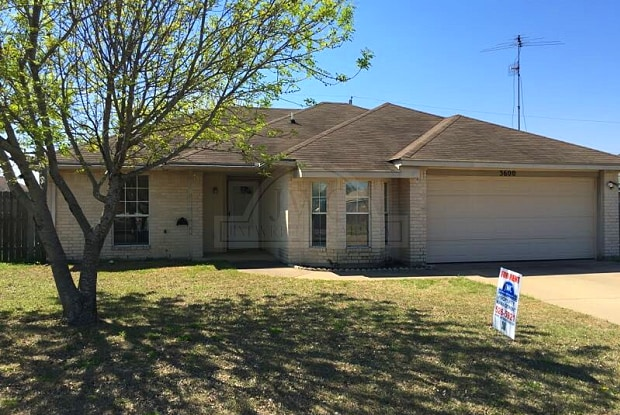 3600 Warfield Drive - 3600 Warfield Drive, Killeen, TX 76543