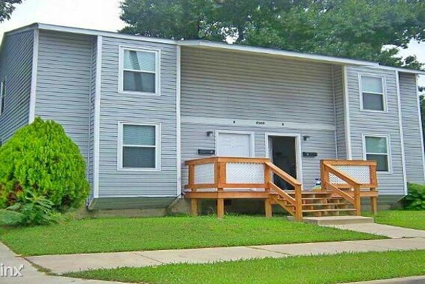 4100 Parker Ave - 4100 Parker Avenue, Norfolk, VA 23508