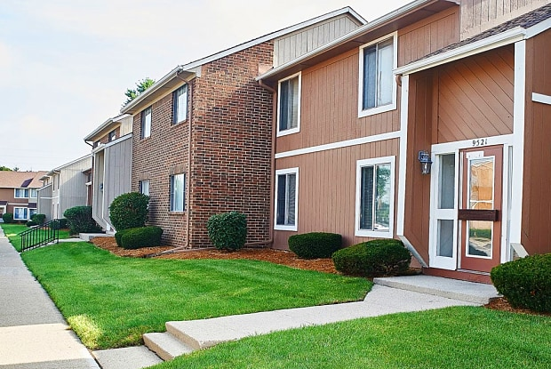 Woodbridge Apartments in Castleton IN - 9414 San Miguel Dr, Indianapolis, IN 46250